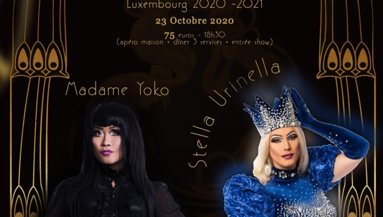 Madame Yoko and Guest : Stella From Luxembourg - IMG 1